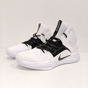 Nike Hyperdunk X TB Basketball Shoes White Black